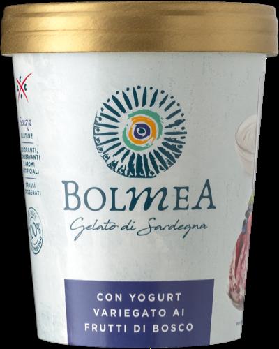 yogurt variegato frutti di bosco